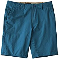 Patagonia M'S Stretch Wavefarer Walk Pantalones Cortos, Hombre, Azul (Big Sur Blue), 28