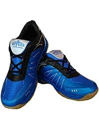 Aryans sports blue Nano Badminton shoes