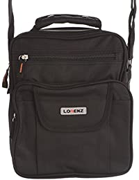 New Large Mens Ladies Handbag Bag Work Travel Cross Body Shoulder 4 Zips Bag