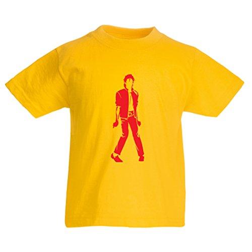 Lepni.me Camiseta Niño/Niña Me Encanta M J - Rey