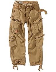Surplus - Pantalon Homme - Airborne Vintage Trousers - Beige (Beige) - Taille: 6XL