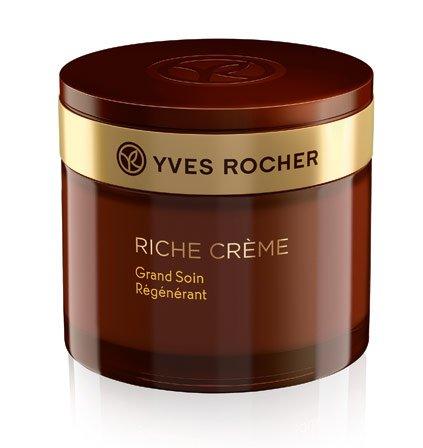 Yves Rocher - Intensivpflege Tag und Nacht-Gesichtscreme (75 ml): Baut auf, regeneriert, füllt Falten auf. Bestehend aus 30 kostbaren
