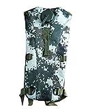 Trinkrucksack Rucksack mit 3L Wasser Blase militärische taktische Tasche für Radfahren Camping 07ShuMa