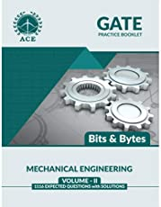 GATE 2019 Practice Booklet 1116 Expected Questions with solutions for Mechanical Engineering Volume 2