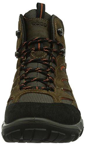 ECCO Xpedition II, Scarpe da Escursionismo Uomo Marrone (Braun (Black/Birch/Mole 58689))
