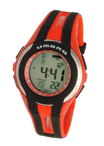 Umbro U553R - Reloj de Caballero de Cuarzo Color Rojo