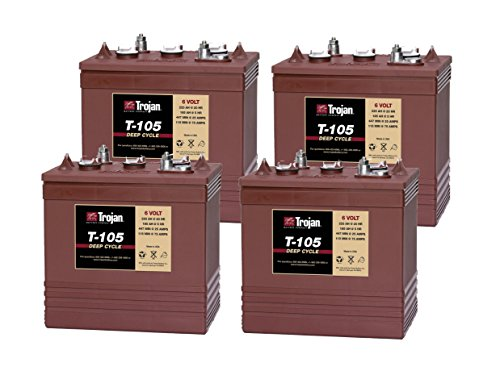 trojan-t105-x4-batteries-dcharge-profonde-semi-traction