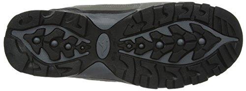 KangaROOS K-Trekking 3008M, Boots homme Gris (Dk Grey/Wheat 213)