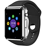 Jiyanshi SHYLOC X6 Bluetooth Wrist Smartwatch with Camera and SIM Card Support for All 2G, 3G, 4G Phone