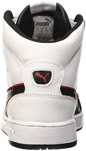 Puma Rebound Street L V Ps Baskets Mode blanc/noir