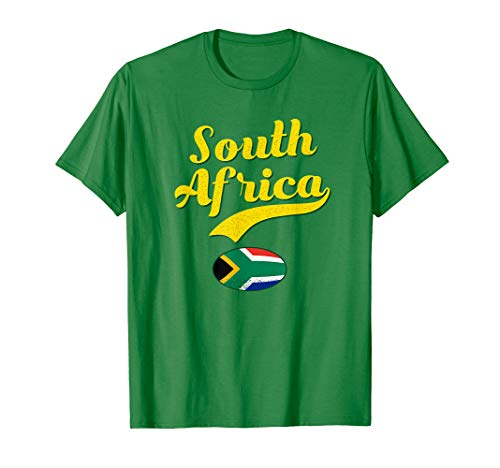 Classic South Africa Rugby Fan T-Shirt -