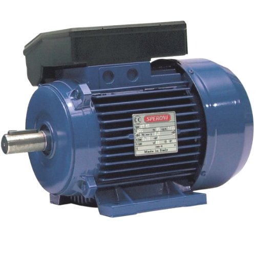 Speroni - Motore elettrico monofase 0,37 kw - 0,5 hp - 1400 giri (4poli) - B3 - 230 volt - Grandezza 71A