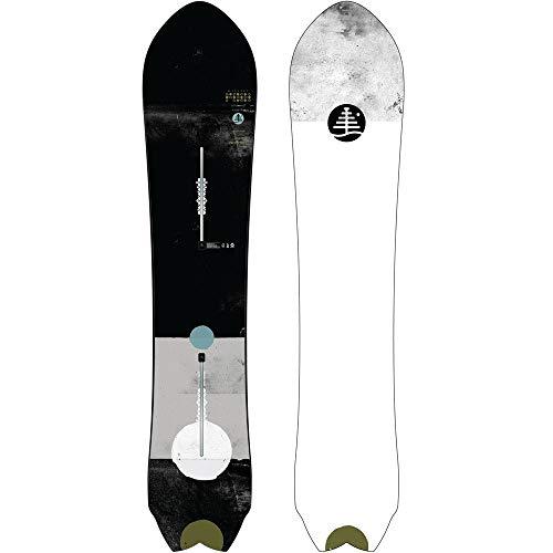 Burton Herren Freeride Snowboard FT Mystery Fish 156 2019 (Burton Fish Snowboard)
