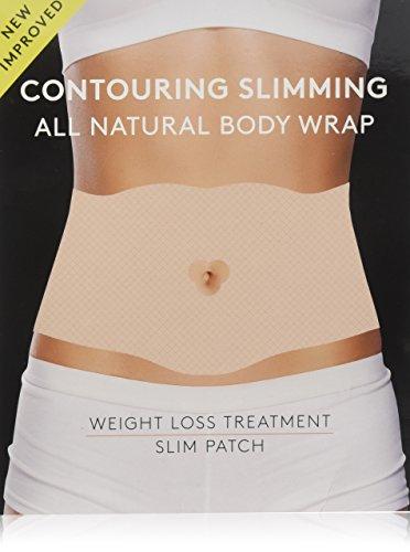 Contouring Abnehmen All Natural Body Wrap 5 Anwendungen