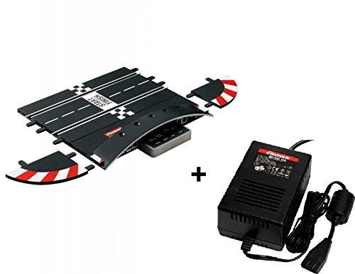 CARRERA Digital 132/124 Zubehör Black Box Control Unit 30352 + Trafo 30326 Neu