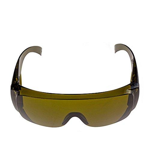 CE 1064nm Gafas de seguridad láser, anteojos de protección para YAG DPSS Fibra Láser