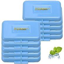 Soporte protector de aparato dental de Azdent con tiras de cera (incluye 10 cajas)