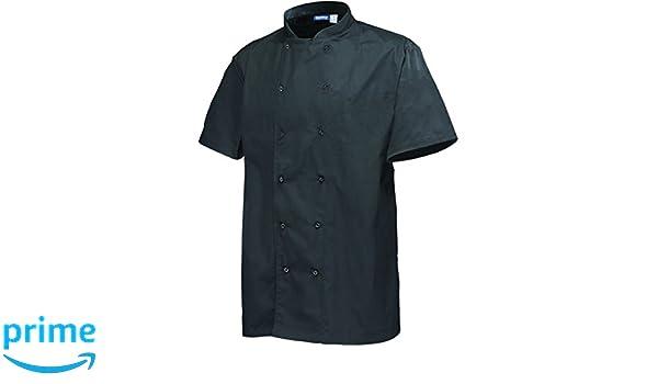 Basic Stud Long Sleeve Genware NEV-NJ01-XXL Jacket White XX-Large
