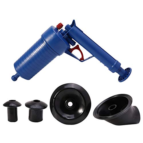 Kalttoy - Desatascador de bomba de aire para baño o baño