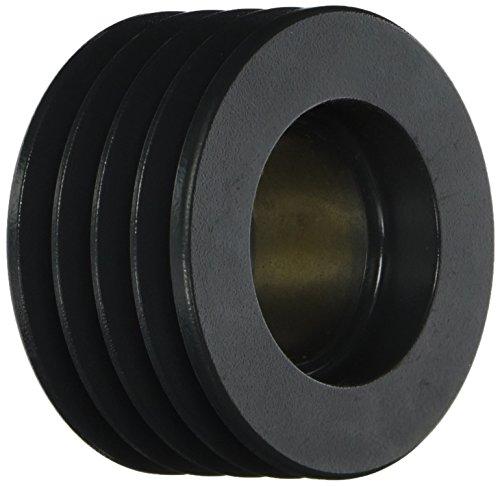 Browning 4p3V36Split Verjüngung Laufrolle, Gusseisen, 4Groove, 3V Gürtel, Anwendungen P1Lenker -