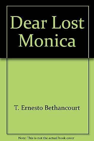 book cover of Dear Lost Monica