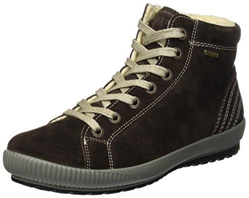 Legero Tanaro, Zapatillas para Mujer, Schwarz (Schwarz 00), 36 EU