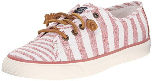 Sperry Top-Sider Damen Seacoast Multi Strpe Brck Low-top, (Multicolor), 40 EU (Sider Top Sperry Seacoast)