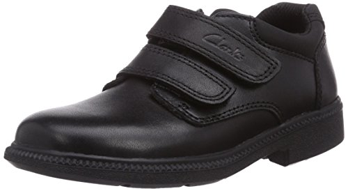 Clarks Deaton Inf, Sneakers basses garçon