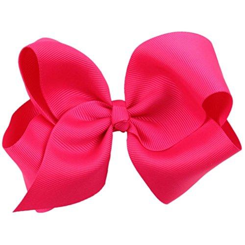 oyedens-big-bow-hairpins-hair-clips-for-children-kids-girls-hair-accessories-hot-pink