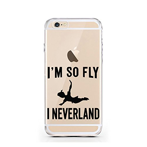 iPhone 5 5S SE Hülle von licaso® für das Apple iPhone 5S aus TPU Silikon Ein bisschen Dick is nicht so slim! Vögelchen Dickie Muster ultra-dünn schützt Dein iPhone 5SE & ist stylisch Schutzhülle Bumpe NEVERLAND