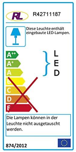 Reality-R42711187-Arras-Lmpara-de-pie-bombilla-incluida-SMD-LED-38-W-350-lm-3000-K-230-V-A-IP20-alto-155-cm-dimetro-20-cm-plstico-titn
