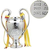 Trophysy Replica Champions League Kunstharz-Trophäe Für Den St.Bride Cup Fußball-Europameister Big Ear Cup 44Cm