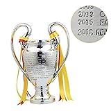 Champion Big Ear Coupe Coupe des Champions Resin Craft Trophy Cup Coupe d'europe de Football,44cm...
