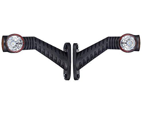 The Drive - 18230 - LED Seitenmarkierungsleuchten LD2174/LD2175 Set rechts/links (Seitenmarkierungsleuchten-set)