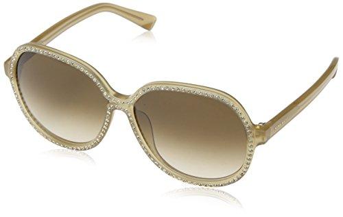 nina-ricci-damen-sonnenbrille-snr033s-brown-shiny-opaline-camel-one-size