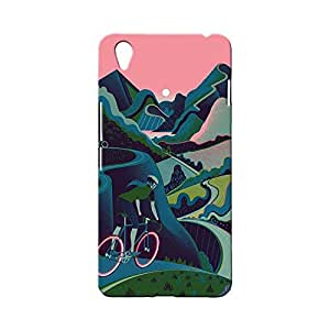 BLUEDIO Designer Printed Back case cover for Oneplus X / 1+X - G3881