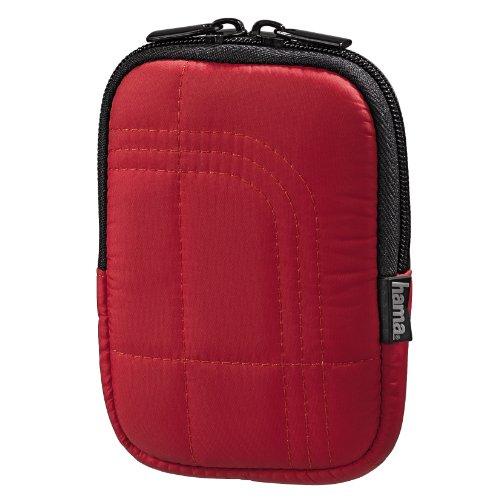 Hama Fancy Memory 50 C Kompaktkamera-Tasche rot