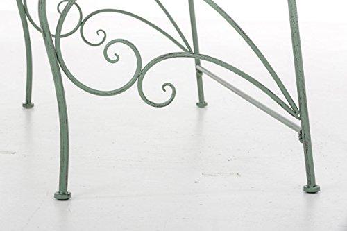 CLP Gartenbank ORKUN aus lackiertem Eisen - 8