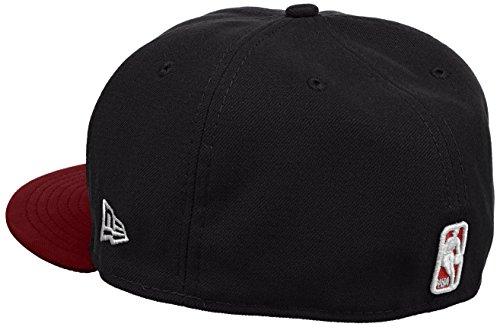 New Era Cap NBA Basic Miami Heat Schwarz (Black)