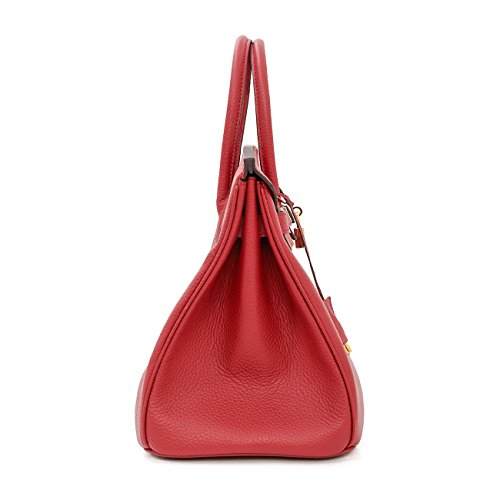 Macton, Borsa a mano donna nero Black 35cm Orange