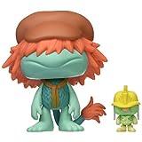 Funko Pop! - Fraggle Rock Boober w/Doozer Figura de Vinilo, (15040)