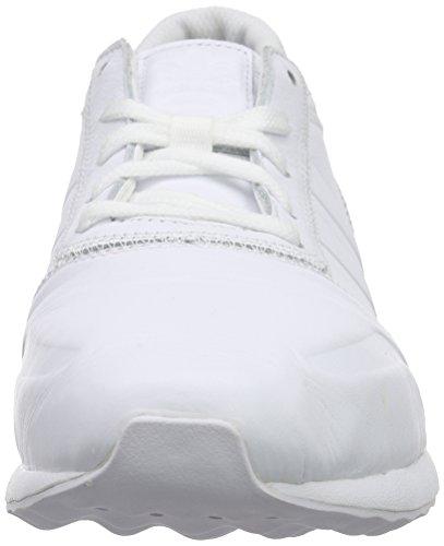 adidas Originals Los Angeles, Baskets Basses Homme Blanc - Weiß (Ftwr White/Ftwr White/Ftwr White)