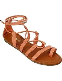Lavie Women's 6860 Gladiator Fashion Sandals