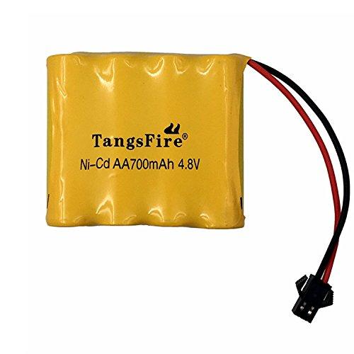 Zoom IMG-1 tangsfire 4 8v 700mah aa