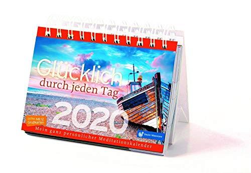 Glücklich durch jeden Tag 2020: Der Steyler Tischkalender