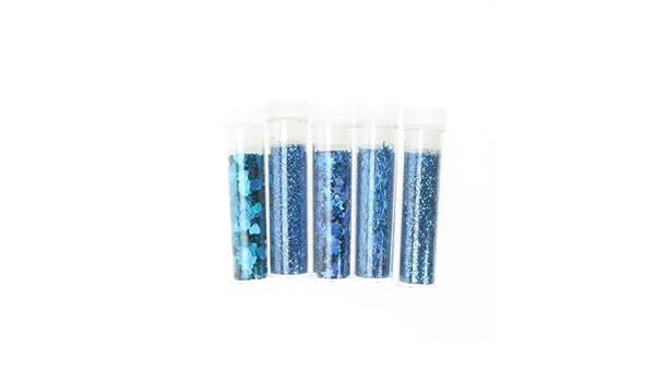 Glitter and Flitter Set Jeans 5 x 1.8g tubes