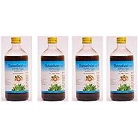 Arya Vaidya Pharmacy Arya Vaidya Pharmacy 4 x Dhanwantharam Thailam von AVP 200 ml (4 Stück) preisvergleich bei billige-tabletten.eu
