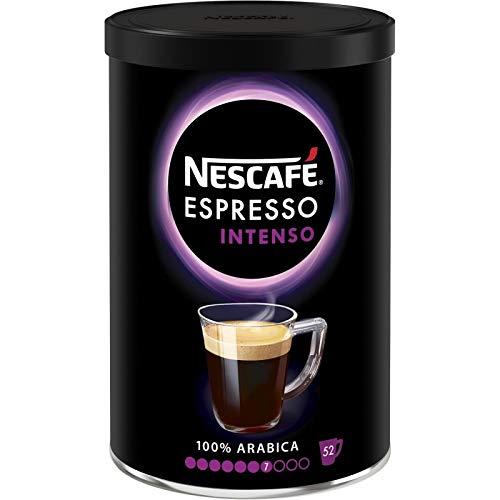 Nescafé - Espresso Intenso Boite 95G - Lot De 3 - Livraison Rapide en France - Prix Par Lot