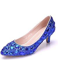 Zapatos Con Complementos Abalorios Cuentas Amazon Y es xzgHwqv