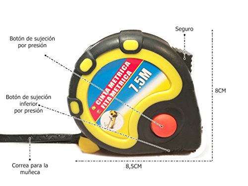 tape-measure-75m-lightweight-and-strong-flexmetro-with-double-button-fastening-to-metro-pressure-for